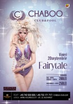 Fairytale Party în Chaboo Club din Bucureşti