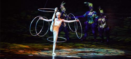 RECENZIE: Cirque du Soleil la Bucureşti: Alegria, Alegria, Alegria! (POZE)