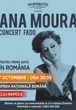 Concert Ana Moura la Opera Naţională Română din Cluj-Napoca