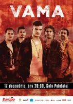 Vama – concert de anvergură la Sala Palatului din Bucureşti