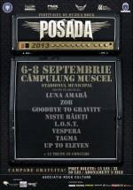 Festivalul Posada Rock 2013 la Câmpulung Muscel