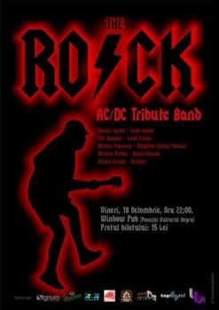 Concert The R.O.C.K. – AC/DC Tribute în Window Pub din Oradea