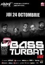 Bass Turbat LIVE în Club Expirat din Bucureşti