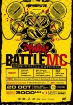 Finala Battle MC în Colectiv din Bucureşti