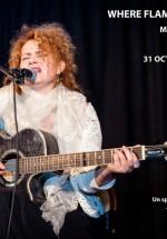 Concert Maria Răducanu – Where Flamingos Fly la Teatrul de Artă din Bucureşti