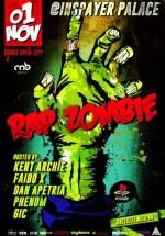 Rap Zombie în Inspayer din Bucureşti