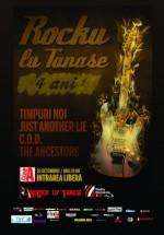 """Aniversare 4 ani """"Rocku' lu' Tănase"""" în Club A din Bucureşti"""