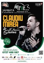 Concert Claudiu Mirea & Power Station în True Club din Bucureşti