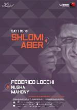 Shlomi Aber în Kristal Club din Bucureşti