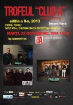 Concerte Halo, OpenMind şi Fallen în Club A din Bucureşti