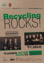 Concert Cargo în Piaţa Mică din Sibiu