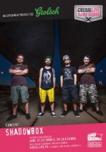 Concert Shadowbox la GuerriLIVE Acoustic Session în Energiea din Bucureşti