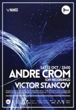 Andre Crom în Studio Martin din Bucureşti