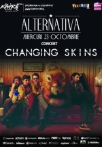 Concert aniversar Changing Skins în Club Expirat din Bucureşti