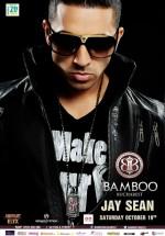 Concert Jay Sean în Club Bamboo din Bucureşti