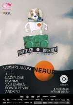 Lansare album Nerub – Untitled Journey 01 în Colectiv din Bucureşti
