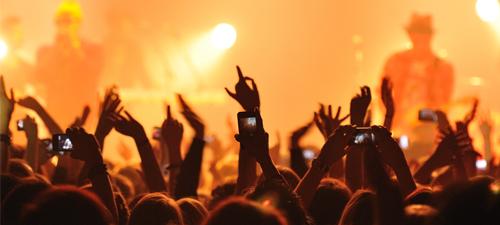 Concertele lunii noiembrie 2013