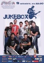 Concert JukeBox în Club Puzzle din Bucureşti