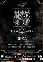 Concert Syn Ze Şase Tri şi Neokhrome în Irish Music & Pub din Cluj-Napoca