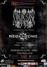 Concerte Syn Ze Şase Tri şi Neokhrome în Bohemian Flow Art & Pub din Sibiu