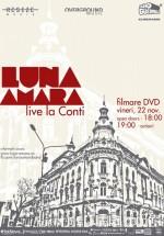 Concert Luna Amară la Hotel Continental din Cluj-Napoca