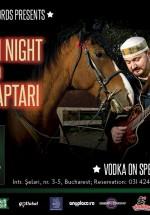 Russian Night cu Radu Captari în The Drunken Lords din Bucureşti