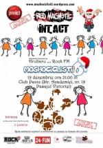 Concert umanitar Moshocicliştii în Panic! Club din Bucureşti