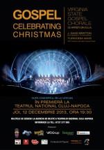 Concert Virginia State Gospel Chorale la Teatrul Naţional din Cluj-Napoca
