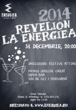 Revelion 2014 la Energiea din Bucureşti