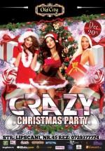 Crazy Christmas Party în Old City din Bucureşti