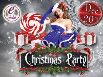 Christmas Party în Cliche Club & Lounge din Bucureşti