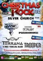 Christmas Rock Fest 2013 la The Silver Church din Bucureşti
