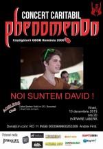 Concert caritabil cu PhenomenOn în Ageless Club din Bucureşti