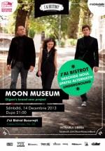 Lansare album Moon Museum în J'ai Bistrot din Bucureşti
