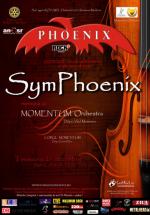 """Phoenix – concert SymPhoenix la Sala """"Constantin Jude"""" din Timişoara"""