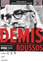 Concert Demis Roussos la Sala Sporturilor din Cluj-Napoca