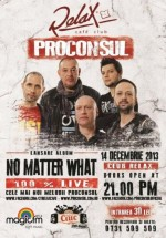 Concert Proconsul în Club Relax din Constanţa