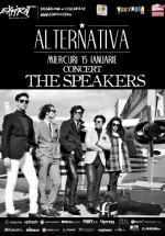 Concert The Speakers în Club Expirat din Bucureşti