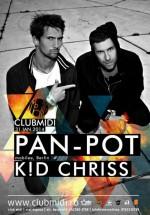 Pan-Pot în Club Midi din Cluj-Napoca