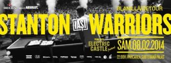 Stanton Warriors – Electric Castle Promo Party la Iaşi