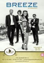 Concert Breeze în Godot Cafe-Teatru din Bucureşti