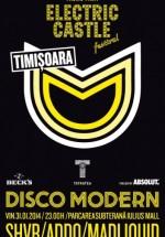 Disco Modern – Electric Castle Promo Party la Timişoara