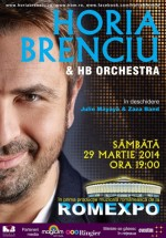 Bilete Horia Brenciu la Romexpo Bucureşti