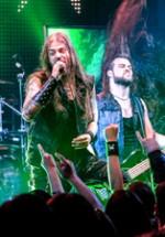 RECENZIE: Iced Earth ne-a administrat o doză consistentă de rock autentic la concertul de la Bucureşti (POZE)