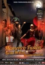 Flamenco Fusion în The Drunken Lords din Bucureşti