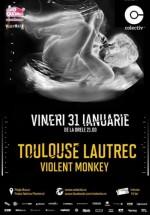 Concert Toulouse Lautrec în Colectiv din Bucureşti