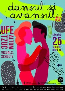 Dansul şi avansul #2 în Colectiv din Bucureşti