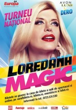 "Turneu Loredana – ""Magic"" – Un turneu de Super Star"