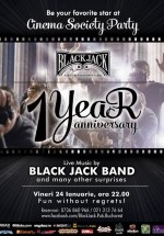 Cinema Society Party – 1 Year Anniversary The Black Jack Pub din Bucureşti