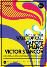 Wake-up Call în Studio Martin din Bucureşti